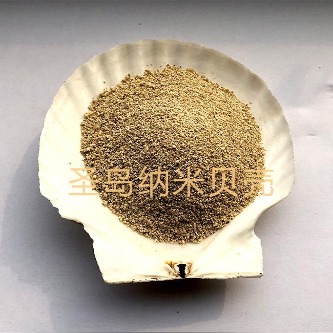 黄色贝壳彩砂